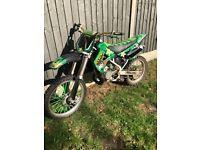 KX85 2011 bike