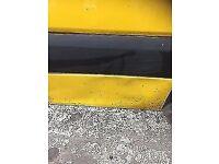 MERCEDES SPRINTER OFF SIDE FRONT DOOR - 2015 MODEL