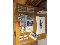 Nintendo Wii Console Bundle Plus Accessories