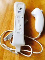 CONSOLE Wii+ BOARD+ 2 MANETTES + 7 JEUX= FUN!!