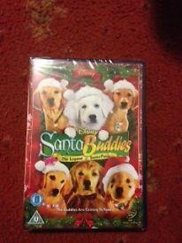 Christmas dog DVDs