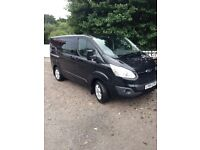 Ford Transit Custom Limited, Double cab, VGC, 6 Seats
