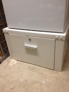 Drawer Stand for washing Machine or Dryer Carrara Gold Coast City Preview
