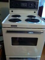 apartment size stove/oven