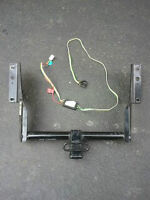 Trailer Hitch from 2009 Subaru Forester
