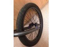 Voodoo Frame Custom BMX (Bike), In good condition