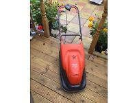 lawnmower electric good condition