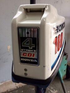 10 hp honda 4 stroke short shaft