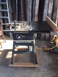 Table saw Rockwell/Beaver