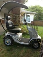 Barely Used Deluxe Mobility Scooter