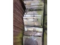 Concrete Square Pavers / Tiles for Garden