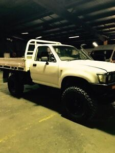 2.8 turbo diesel Hilux Bray Park Pine Rivers Area Preview