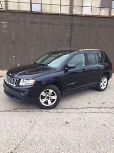 2011 Jeep Compass North Edition 4X4 - CERTIFIED