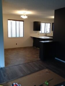 3 bedroom, utilities included close to Whyte Ave Large Garage