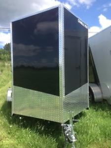 2016 Canadian Cargo Trailer 6x10' Steel V Nose