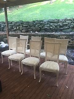 Dining chairs - Provincial Style