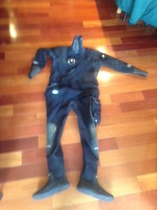 Bare Drysuit Diving XCD2