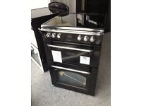 leisure goumet 60cm electric cooker new/graded 12 months gtee rrp £499 only £349