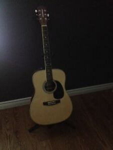 FireBrand Guitar Acoustic Kawartha Lakes Peterborough Area image 1