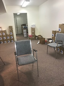 Like New - Office Arm Chairs