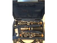 Used Buffet Crampon B12 Clarinet in good condition