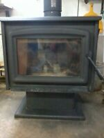 Blaze King Solid fuel Catalytic Wood Stove