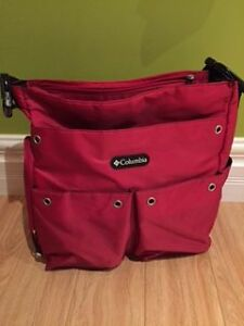 Columbia baby bag for sale.
