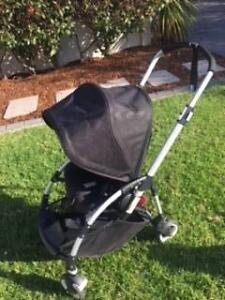 Bugaboo Bee 3 with Limited Edition Black Extendable Chevron Hood Camden Camden Area Preview