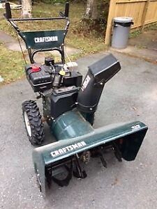 Craftsman Snowblower: Winter is coming, get prepared now!