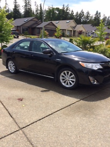 2013 Toyota Camry XLE Sedan - Excellent condition, no accidents.