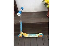 Inline Scooter Despicable Me Minion