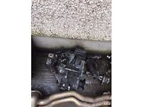 6 speed gearbox for golf, bora, leon, toledo