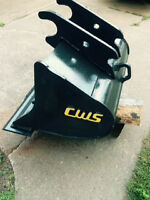 "New 30"" CWS Cleanup Bucket"