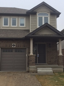 Southend Guelph - End-unit Townhome for Rent