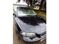 VOLVO V70 S 20V ESTATE (BLACK) EXCELLENT RUNNER, FAST, RELIABLE, TOUGH, DYNAMIC... WILL BE MISSED