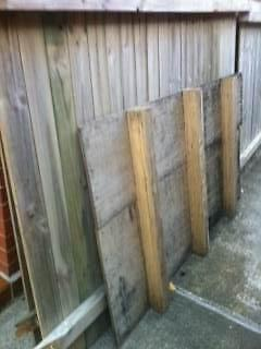 1 Wooden dividing Fence Matraville Eastern Suburbs Preview