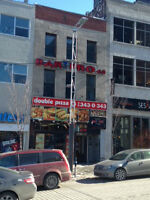 Commercial or Office Space for Rent 282 Sainte-Catherine Ouest