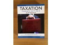 Taxation Finance Act 2013 19th Edition