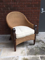 Wicker Chair from Pier 1 - Great Condition