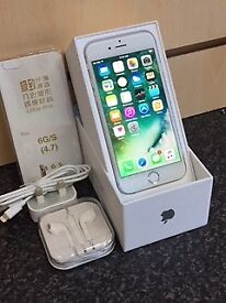 APPLE IPHONE 6-(UNLOCKED)-(16GB)
