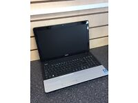 ACER TRAVELMATE P253 LAPTOP( i3 - 2.40GHZ)(£199.00)