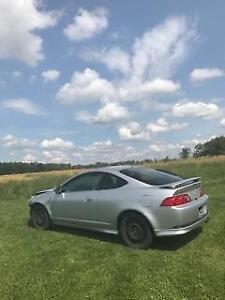 2005 Acura RSX Coupe (2 door)