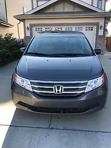 2012 Honda Odyssey EX Minivan, Van