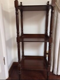 Laura Ashley 3 shelf decorative display unit £30