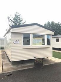 STATIC CARAVAN FOR SALE NORTH WALES INS 2017 SITE FEES