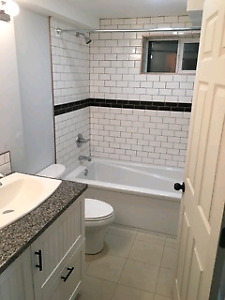 BRAND NEW  2bdrm Basement Utilities INCLUDED!