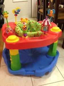 Evenflo exersaucer, like new!