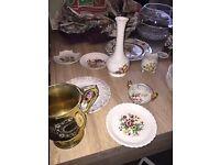 Various China Pieces
