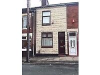 **LET BY** 2 BEDROOM MID-TERRACE-EGGERTON STREET-LOW RENT-DSS ACCEPTED-NO DEPOSIT-PETS WELCOME^
