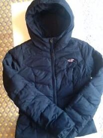 Hollister womans jacket, size XS, £15